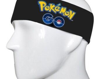 Customizable Pokemon Pokemon Go Pokeball Headband #2