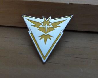 Team Instinct Metal Pin
