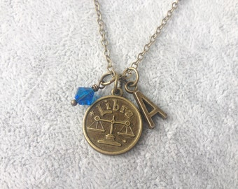 Libra necklace,zodiac Libra,Libra zodiac necklace,zodiac jewelry Libra,zodiac necklace,zodiac sign necklace,horoscope necklace,zodiac gifts
