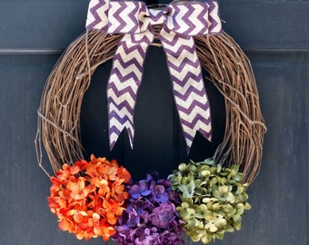 Rustic Halloween Wreath, Halloween Door Wreath, Halloween Door Hanger, Halloween Door Decor, Rustic Halloween Decor, Wreath for Halloween
