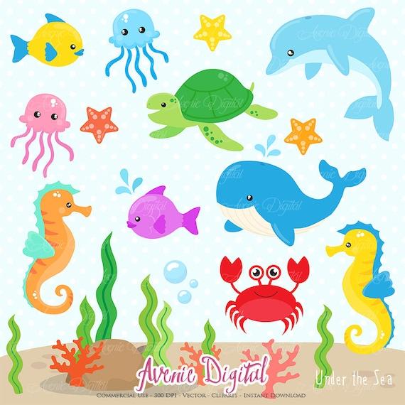 Crafty image with regard to free printable sea creatures