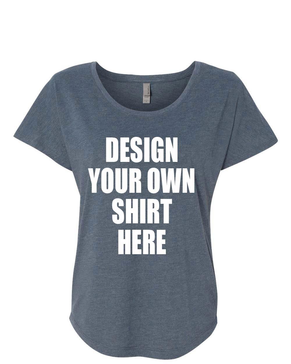 Shirt design your own - Custom Shirts Dolman Sleeve Off The Shoulder Shirt Design Your Own Shirt Personalized Shirts Disney Shirts Bachelorette Party Shirts