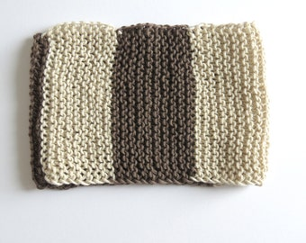 Snood for toddler in cotton and bamboo