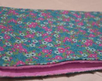 Floral Cuddle Blanket for Girls