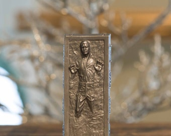 "Han Solo Carbonite Star Wars Ornament from ""The Empire Strikes Back"""