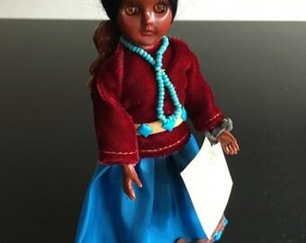 Carlson Dolls Navaho Princess B-1000-18