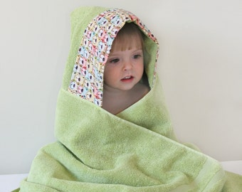 Baby Shower Gift - Towel Hoodie - Hooded Towel - Boys Hooded Towel - Unisex Baby Gift - Baby Boy Gift - Infant Hooded Towel - New Baby Gift