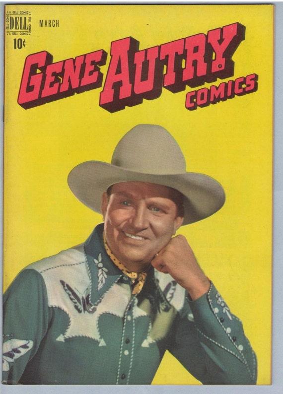 Gene Autry Comics 25 Mar 1949 VF-NM (9.0)