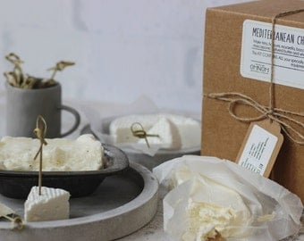 Mediterranean Cheese Making Kit | Omnom Cheese Making