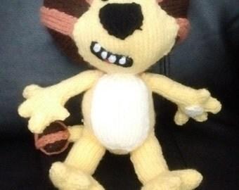 Raa Raa the Noisy Lion soft toy