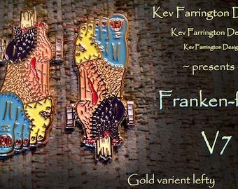 Franken-foot pin V7