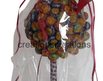 Large deluxe  spiderman sweet tree kit