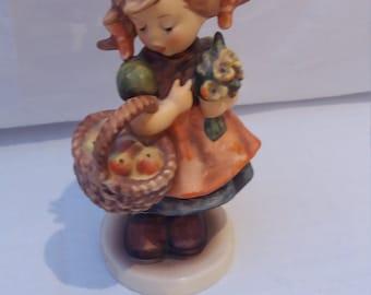 Goebel Hummel Girl with Basket