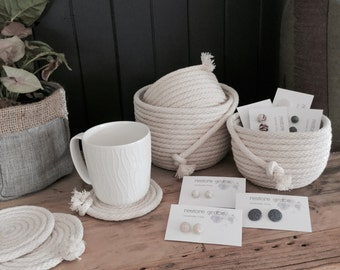 classic rope bowls
