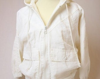 Vintage jacket, vintage clothing from new old stock, vintage jacket size 6, Made in France