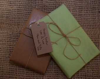 Personalised gift wrapping service