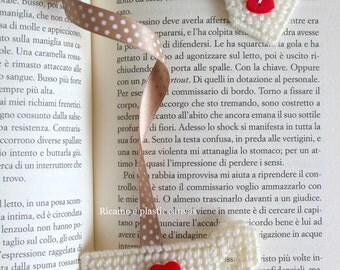 Tea Bookmark, Tea Cup, Page Marker, Unique Bookmark, Book Lover Gift, Bookclub Gifts, Cute Bookmarks, Readers Gift, Bookmark, Gift for Women