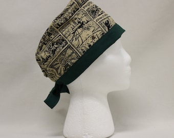 Zelda Link Surgical Scrub Cap Chemo Hat
