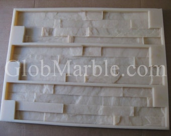 Veneer Stone Molds VS 501. Precasting Mold. Rubber Mold.