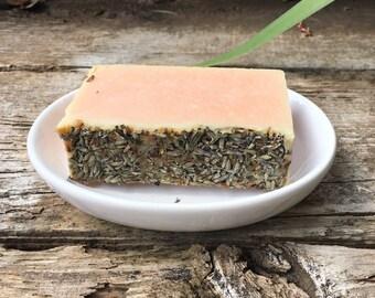 Lavender Litsea Essential Oil Soap, Goat Milk Soap, Avocado Oil Soap, Kaolin Clay Soap