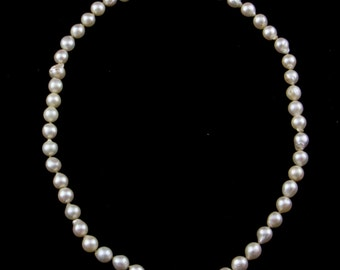 Baroque Pearls with Victorian Clasp