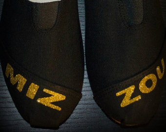MIZZOU Shoes, Shoes
