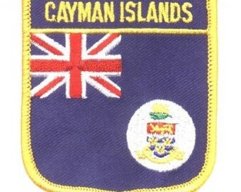 Cayman Islands Patch