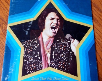 Elvis Presley Photo Folio Concert Edition (1974)