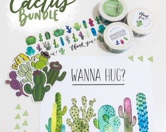 Cactus Bundle (SPECIAL OFFER)