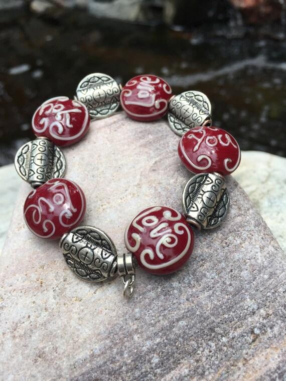 add a charm bracelet bracelet stretch bracelet