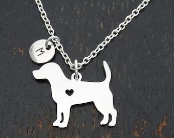 Beagle Necklace, Beagle Charm, Beagle Pendant, Beagle Jewelry, Beagle Gifts, Beagle Dog Necklace, Dog Jewelry, Dog Breed Necklace