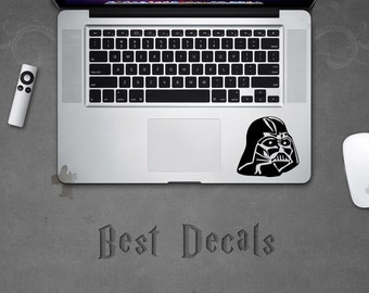 Darth Vader Mask Sticker Star Wars Empire Stormtrooper Decal for Laptop MacBook iPad 3DS PS4 XBOX Car Party Birthday Gift Shirt Dress Hoodie