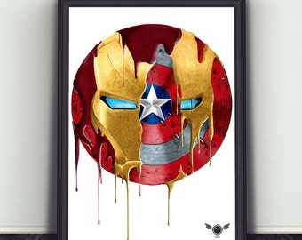 Limited Edition Print - The Shield
