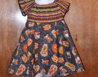 Jack Skellington Dress, Nightmare Before Christmas, girls various sizes