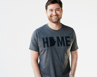 T-Shirt - Rhode Island HOME Men's Tee