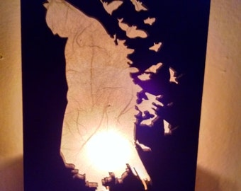 Batman The Dark Knight Night Light