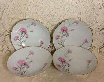 Royal Court Carnation bowls