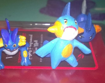 Pokemon Figure Starters