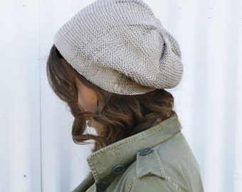 Olivia Hat Knitting Pattern