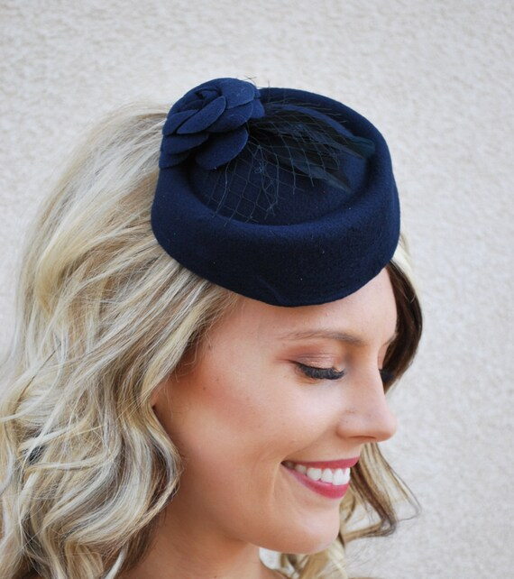 how to make a pillbox fascinator