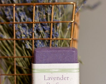 Lavender Dog Soap