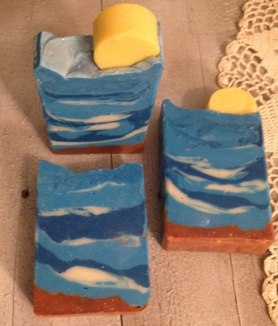 Ocean waves beach type by bobbi brown soap by for Bobbi brown beach soap