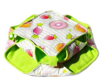 Rat hammock - triple honeycomb, three tier  honeycomb rat hammock, fleece hammock,  pet hammock, hammock for rodents, pet rat accessories.