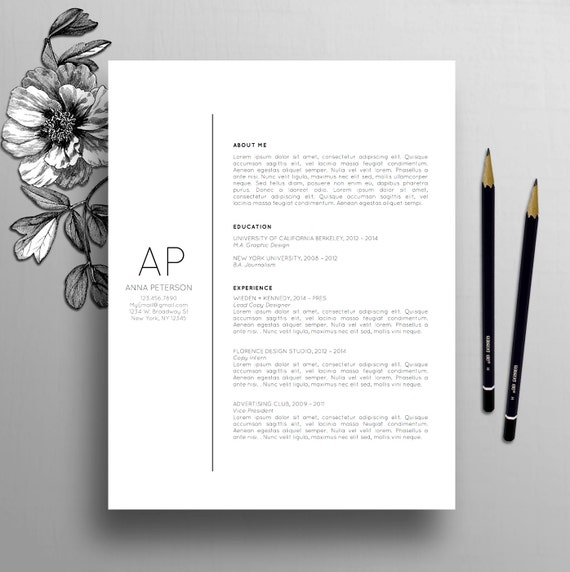 creative cover letters professional resume template cover letter template 10294