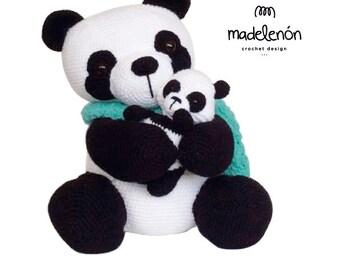 Ralph Panda and Baby