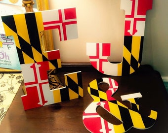 Maryland Letters