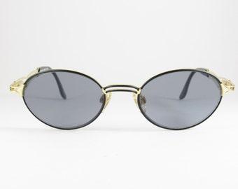 Sunglasses, Gaudi See Line, Steampunk Sunglasses, Oval Sunglasses, Mens Sunglasses, Vintage Sunglasses, Metal Sunglasses, Luxury Eyewear