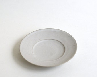 Saucer (White) ; Koji Kitaoka (15005704-SW)