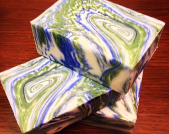 Peppermint Essential Oil Handmade Soap