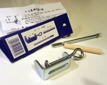 Shibori Tool, traditional pleating, thread resist, binding, tie dye, Made In Japan